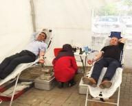 KAN BAĞıŞı - Kayserigaz Kan Bağışıyla Umut Oldu