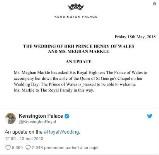 GALLER - Kensington Açıklaması 'Markle'ı Sunağa Prens Charles Götürecek'