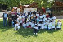 GÜZELDERE ŞELALESİ - Lider Çocuklar Yenilebilir Yabani Bitki Türleri İle Tanıştı