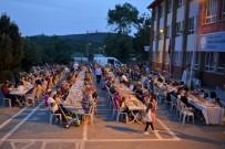 MALTEPE BELEDİYESİ - Maltepeliler Sevgi Sofrasında Buluştu