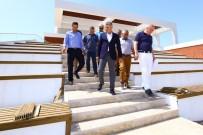 HUKUK DEVLETİ - Manavgat Cem Kültür Merkezi Devredildi