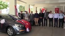 MUSTAFA ÇETİNKAYA - Marmaris İlçe Emniyet Müdürlüğüne Araç Hibe Edildi