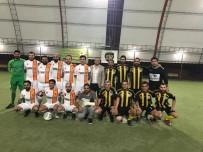 ŞAMPİYONLUK KUPASI - Matbaacılar Odası Futbol Turnuvası'nın Şampiyonu Basınspor