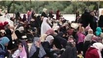 GIYABİ CENAZE NAMAZI - Mescid-İ Aksa'da Ramazan Ayının İlk Cuma Namazı Kılındı