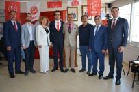 EMEKLİ MEMUR - MHP'nin Aydın Milletvekili Listesinde Sökeli Adaylar Öne Çıktı