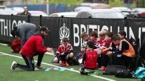 BARCELONA - Minik Türk Futbolcunun Hedefi Avrupa Devleri