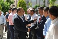 MÜFTÜ VEKİLİ - Müftü Aksu, Aydın'daki Yeni Görevine Başladı