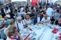 ACıMASıZ - Muharrem İnce Avcılar'da İftarda Vatandaşlarla Bir Araya Geldi