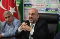 GIRESUNSPOR - Mustafa Bozbağ Açıklaması 'Sen Markette Futbolcuyu Tokatlarsan Gider'