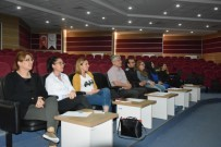 İŞARET DİLİ - Nevşehir'de Hastane Personellerine İşaret Dili Eğitimi Veriliyor