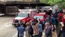 NEW JERSEY - New York'ta İki Otobüs Çarpıştı Açıklaması 32 Yaralı