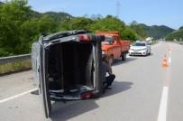 Ordu'da Trafik Kazaları Açıklaması 3 Yaralı