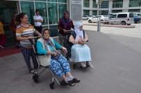 TEKERLEKLİ SANDALYE - Şehir Hastanesi'nde 67 Tekerlekli Sandalye Kayboldu