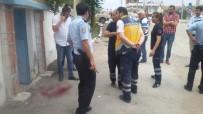 UYUŞTURUCU OPERASYONU - Polisin Uyuşturucu Operasyonunda Pitbull Dehşeti