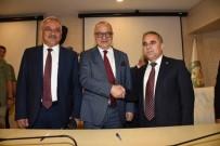 Recep Tayyip Erdoğan Spor Kompleksinin İkinci Protokolü De İmzalandı