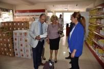 SOSYAL HİZMETLER - Saruhanlı Ve Akhisar'da Büyükşehirin Hizmetlerine İnceleme