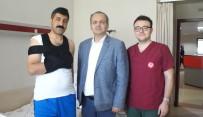 AMELIYAT - SDÜ'de Kapalı Yöntemle Omuz Çıkığı Ameliyatı