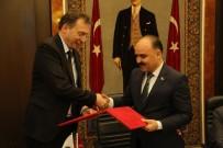 ŞEHMUS GÜNAYDıN - SDÜ'ye 8 Milyonluk Laboratuvar Yatırımı