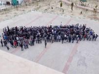 İMAM HATİP LİSESİ - Şehit Filistinliler İçin Gıyabi Cenaze Namazı