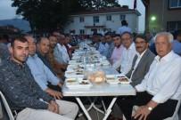MEHMET ÇETIN - Şehzadeler'in Gönül Sofrası Hacıhaliller'de Kuruldu