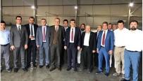 AHMET YAŞAR - 'Sözleşmeli Üretim Ve Pazarlama Projesi' Toplantısı Yapıldı