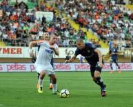 SERKAN TOKAT - Spor Toto Süper Lig Açıklaması Aytemiz Alanyaspor Açıklaması 1 - Antalyaspor Açıklaması 1 (İlk Yarı)