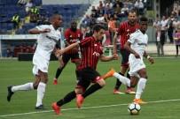 KALE ÇİZGİSİ - Spor Toto Süper Lig Açıklaması Gençlerbirliği Açıklaması 1 - Bursaspor Açıklaması 0 (İlk Yarı)