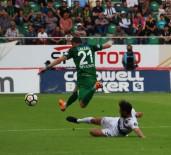 MOBİLYA - Spor Toto Süper Lig Açıklaması T.M. Akhisarspor Açıklaması 1 - Osmanlıspor Açıklaması 1 (İlk Yarı)