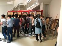 İÇ SAVAŞ - Suriyeli Çocuklar Arkeoloji Müzesini Gezdi