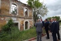 MEHMET CEYLAN - Tarihi Cami Restore Edilecek