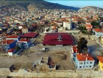 KAÇAK KAZI - Tarihi Milas evleri turizme kazandırılıyor