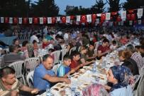 11 AYıN SULTANı - Tarsus Belediyesi, İlk Mahalle İftarını Gaziler'de Verdi