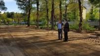 VAN GÖLÜ - Tatvan'a 9 Bin Metrekarelik Yeni Park Kazandırılıyor