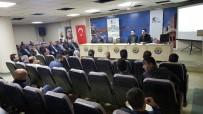 CENGIZ ŞAHIN - Tatvan'da 'KOBİGEL-KOBİ Gelişim Destek Programı' Toplantısı Düzenlendi