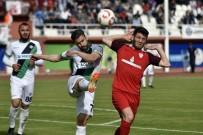 BATUHAN KARADENIZ - TFF 2. Lig Açıklaması Gümüşhanespor Açıklaması 1 - Sakaryaspor Açıklaması 4