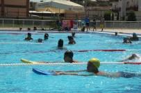 YÜZME HAVUZU - Toroslar'da Yüzme Kurslarının Kayıtları, 21 Mayıs'ta Başlıyor