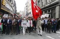 YÜCEL YAVUZ - Trabzon'da 'İşgale Karşı Ses Ver' Mitingi Düzenlendi