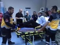 TRAFIK KAZASı - Trafik Kazasında Yaralanan CHP'li Vekiller Taburcu Edildi