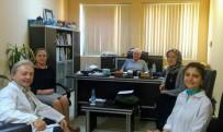 FAKÜLTE - Üniversite Personeli Kadın Kadavra Bağışında Bulundu