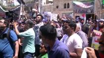 CUMA NAMAZI - Ürdün'de Filistin'e Destek Gösterisi