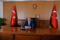 TÜRK GENÇLİĞİ - Vali Kamçı'nın, '19 Mayıs Cumhuriyetimizin Kurtuluşuna Giden Yolun Başlangıcıdır'