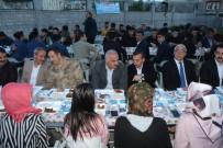 MURAT ZORLUOĞLU - Van Büyükşehir Belediyesinden İftar Yemeği