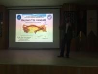 İPEKYOLU - Van YYÜ Akademisyenlerinden Mühendislere 'Deprem Etkisi Altında Binaların Tasarım Esasları' Semineri