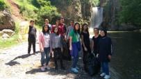SEVINDIK - Yarhisar Şelalesi'ne Öğrenciler Sahip Çıktılar