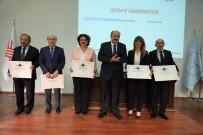 HÜSEYİN ŞAHİN - YÖK'ten ERÜ'ye Turuncu Bayrak Ödülü