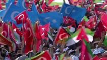 İSMAIL KAHRAMAN - 'Zulme Lanet Kudüs'e Destek' Mitingi Sona Erdi