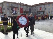 YASIN ÖZTÜRK - 19 Mayıs Atatürk'ü Anma Gençlik Ve Spor Bayramı Çelenk Sunulmasıyla Başladı.