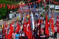 GENÇLİK VE SPOR İL MÜDÜRÜ - 19 Mayıs Balıkesir'de Çeşitli Etkinliklerle Kutlandı