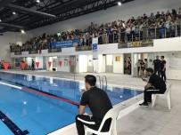 YÜZME YARIŞLARI - 500 Minik Sporcu Birincilik İçin Kulaç Attı