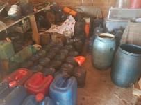 GÖKKAYA - 950 Litre Kaçak Yakıtla Yakalandı